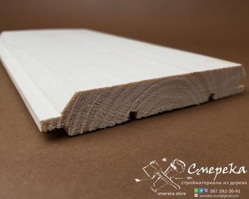 Вагонка из смереки - Изготовление под заказ –  Магазин Икон | Фотография 1