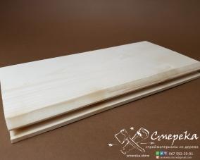 Вагонка из смереки - Изготовление под заказ